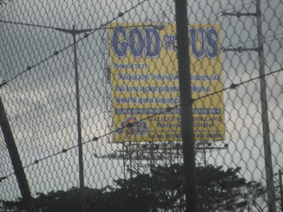 Just one of many signs of Heavenly Father in this Christian nation...http://salphotobiz.smugmug.com/Religion/Godly-Philippines/27050840_N6QLG6#!i=2269043437&k=bMCCswf