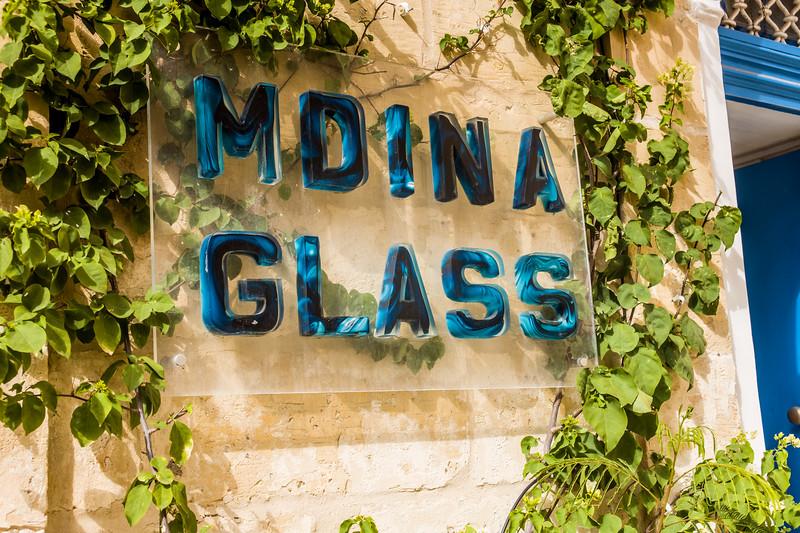 Shop in Mdina