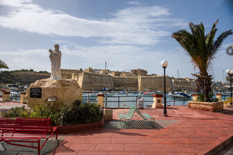 The Three Cities is a collective description of the three fortified cities of Birgu, Senglea and Cospicua in Malta.