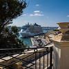 Cruise port, Valletta