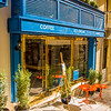 'Sunday in Scotland' café, Valletta