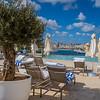 Hotel Phoenicia pool terrace