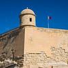 Valletta ramparts