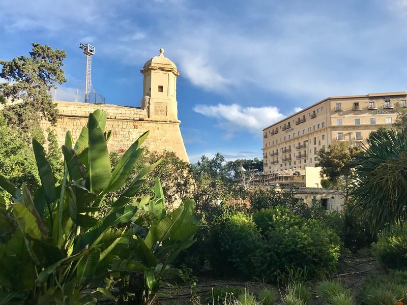 Hotel Phoenicia, Valletta