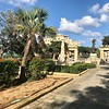 Hotel Phoenicia from Floriana gardens