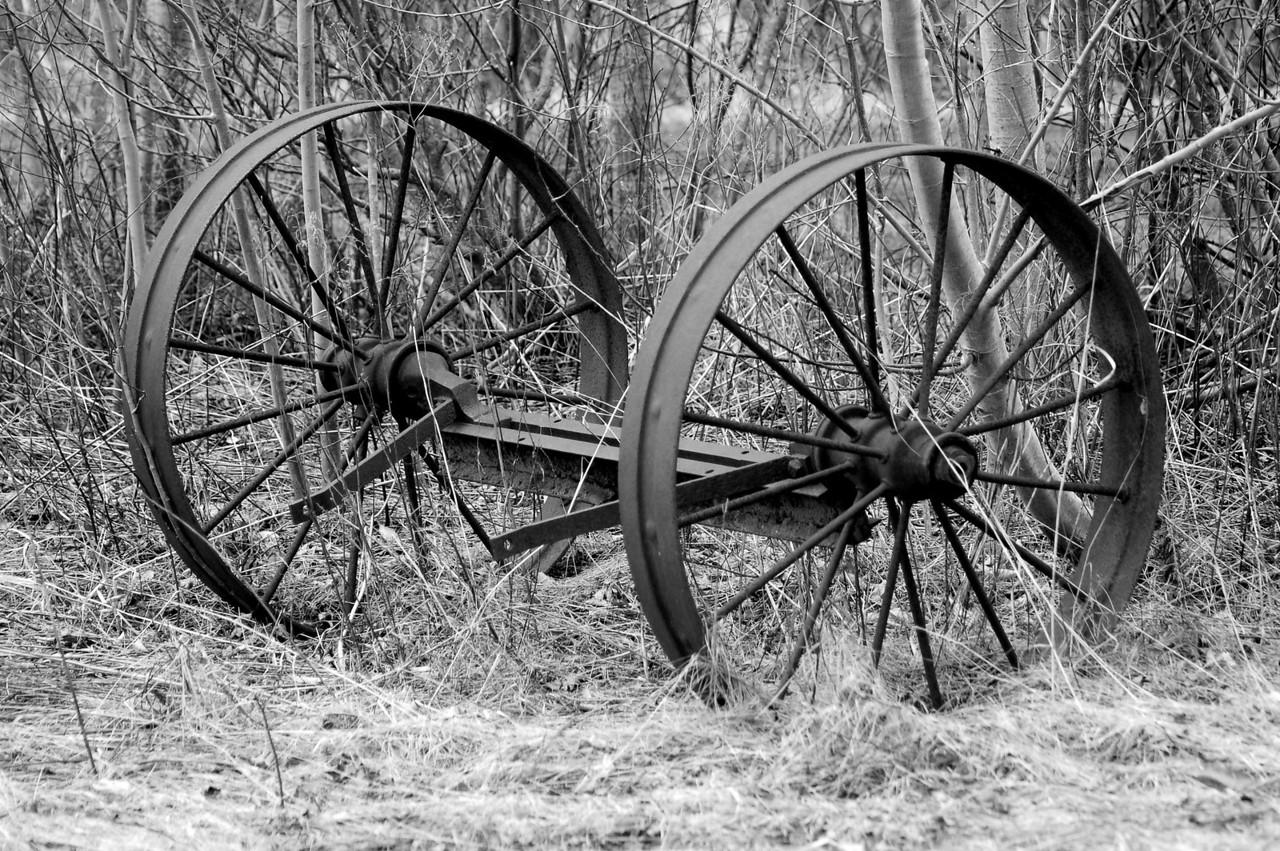 Rusty Wheels