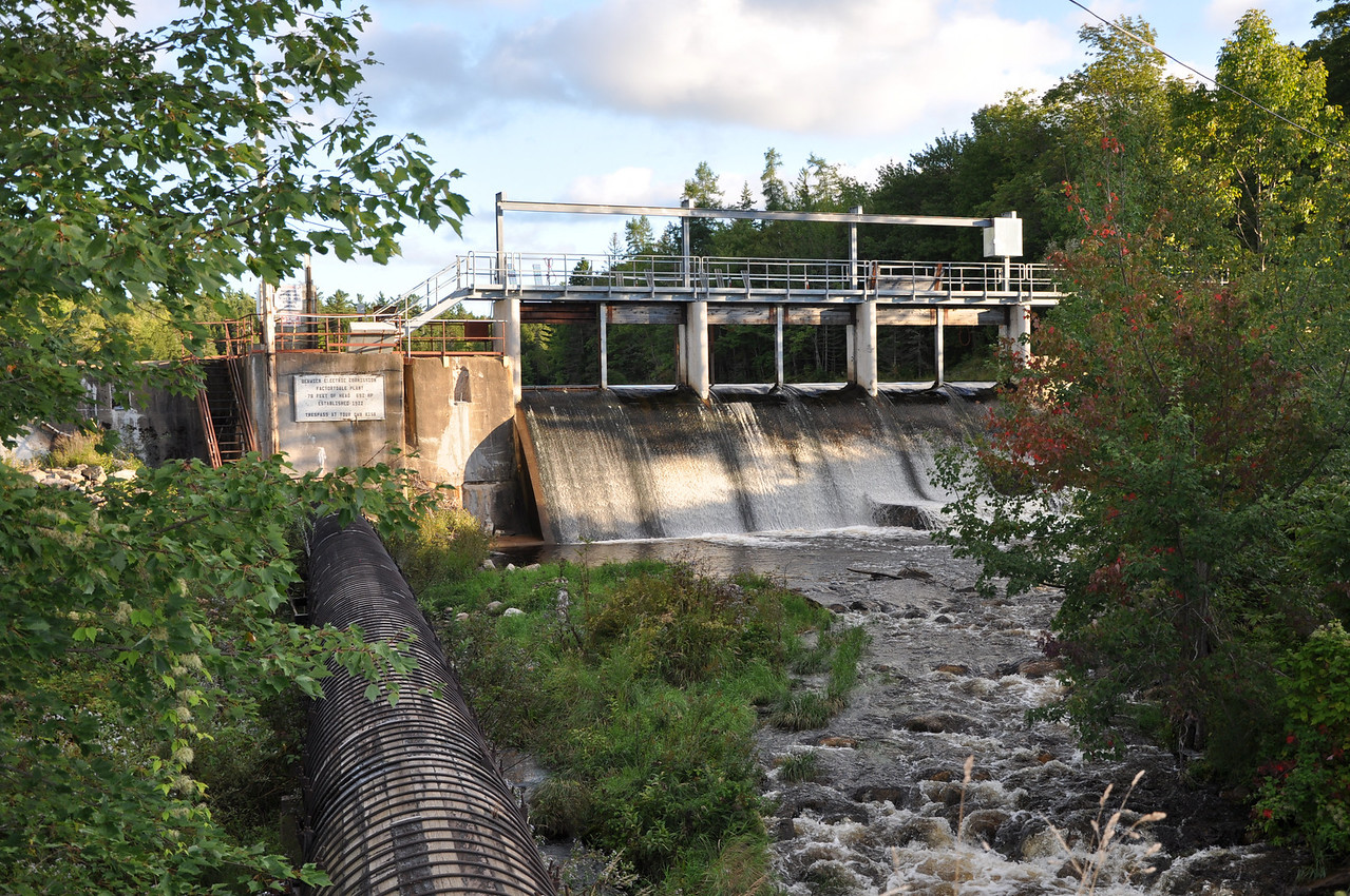 Berwick Elec. Power Dam