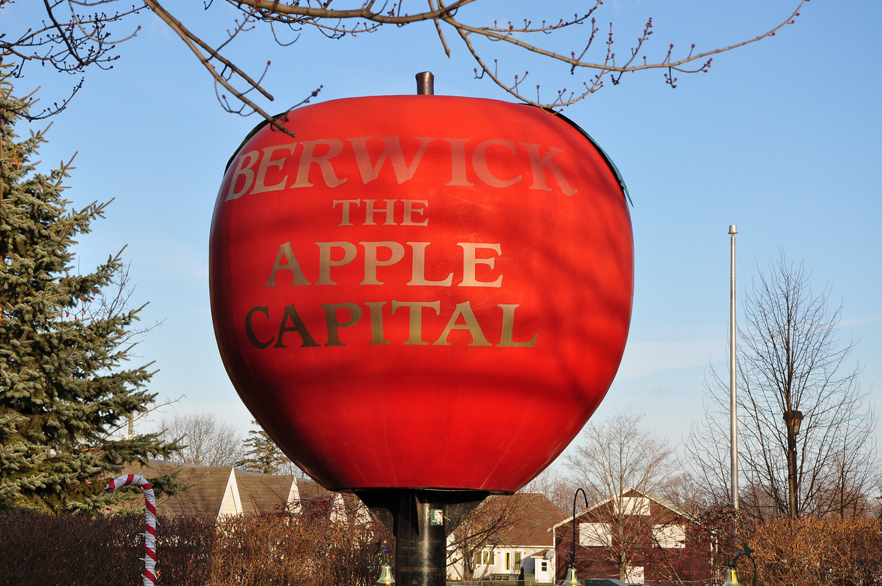 Berwick, Nova Scotia's Apple Capital