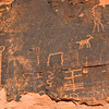 Petroglyphs at Mouse's Tank