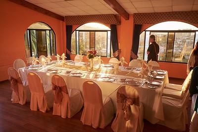 ACAT organizers dinner, Valparaiso.
