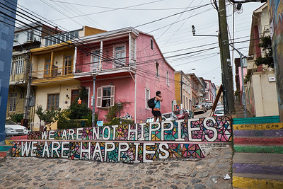 Valparaiso murals.