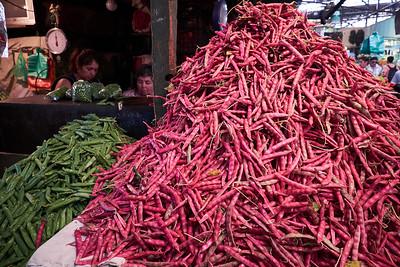 Market, Santiago.