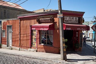 Valparaiso restaurant.