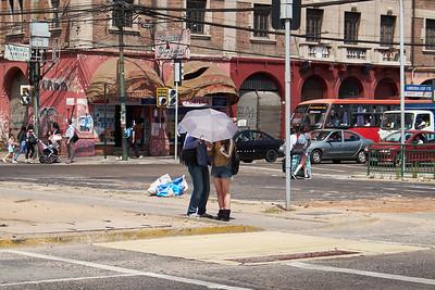 Street life, Valparaiso.