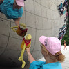 """He got to see his reflection in """"The Bean."""""""