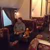 And sit in an old-time sleeper car.