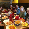 April 7 - After church, we went to El Patrone for lunch, with a 15% off coupon.