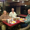 Feb. 25 - Met high school friend Jim Barrett and wife Sue in Naples. We made supper for them in their luxurious motor home. It was good to catch up, and we're hoping to see them again in our travels. Spent the night at WM