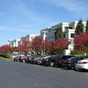 A section of the buildings at One Infinite Loop.