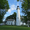 Point Aux Barques Lighthouse, Lake Huron