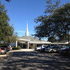 On Sunday, we surprised our friends Tom and Cindy Hicks by visiting their church in Lakeland. Afterward we had a nice lunch with them before heading out again. Unfortunately, we didn't get a photo of them.