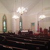 Plains Baptist Church, GA 1