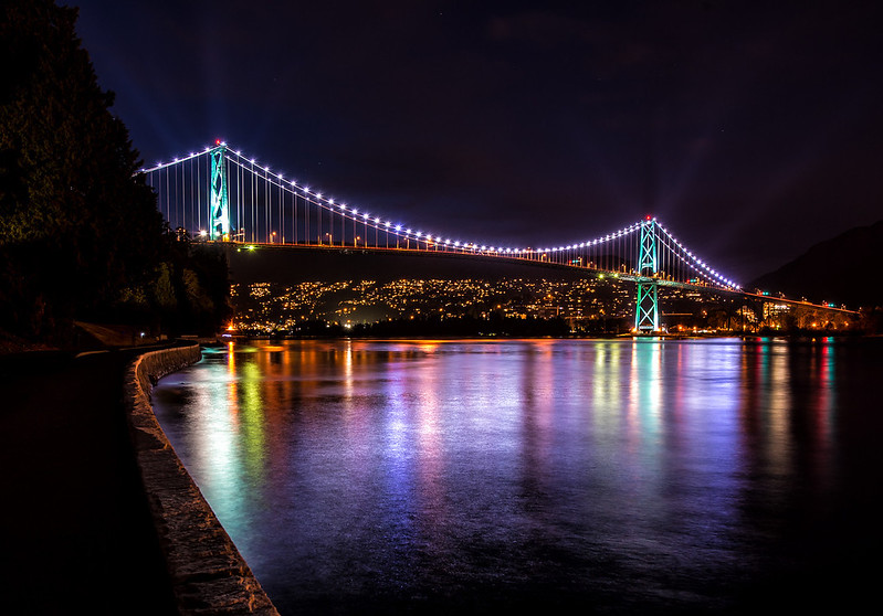 Lionsgate Bridge