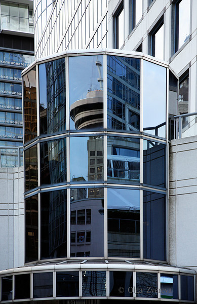 <p>Reflection, Downtown Vancouver, British Columbia, Canada</p>