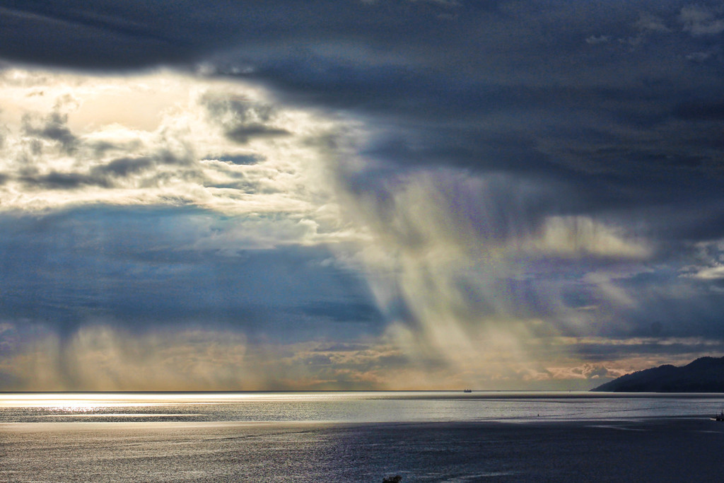 Ocean storm_ VancouverBC