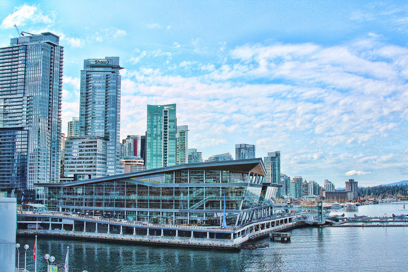 VancouverWaterFrontHDR