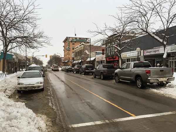 Downtown Kamloops