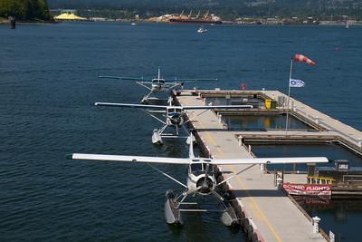 Seaplane port