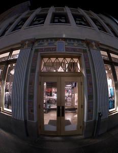Storefront on Granville Steet