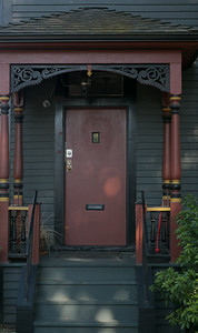 Strathcona Victorian Detail
