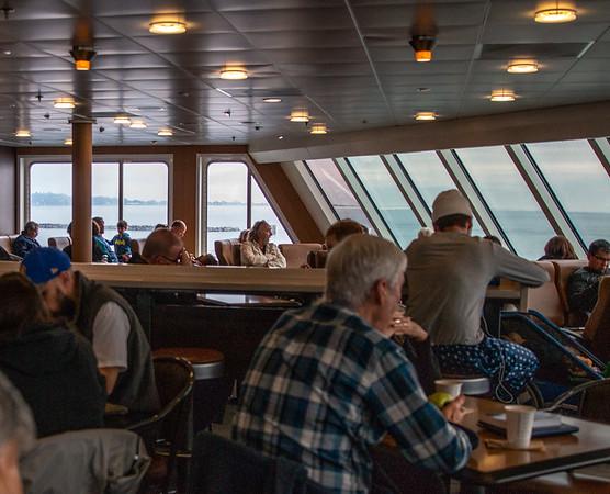 Ferry hangout