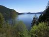 Sproat Lake, Vancouver Island; along Highway 4