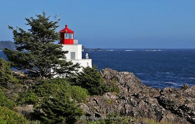 Vancouver and DeCourcy Island