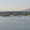 The floatplane sightseeing and commuter business is thriving.  A plane took-off or landed every 5 minutes.