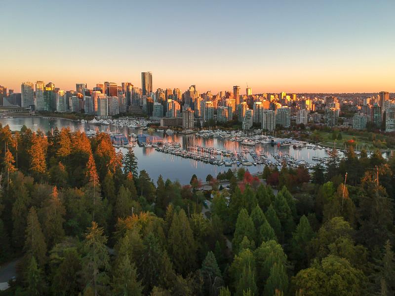 Stanley Park - Vancouver, Canada