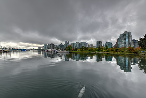 Downtown Vancouver Skyline - Vancouver, Canada