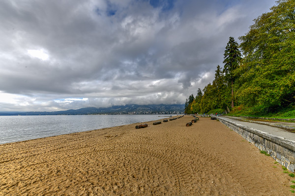 Third Beach - Vancouver, Canada
