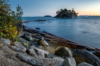 My Whytecliff Park Sunset