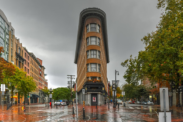 Hotel Europe - Vancouver, Canada