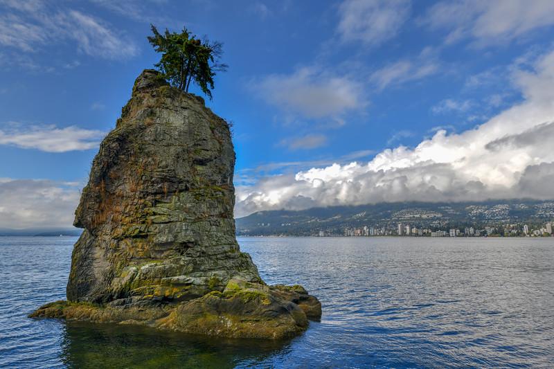 Siwash Rock - Vancouver, Canada
