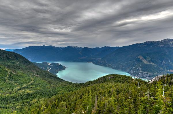 Garibaldi Lake - Squamish, BC, Canada