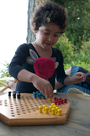 Leanring how to play Chinese Checkers