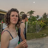 Izzy excited to explore Luganville, Espiritu Santo