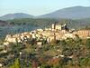 Callian village as viewed from Montauroux