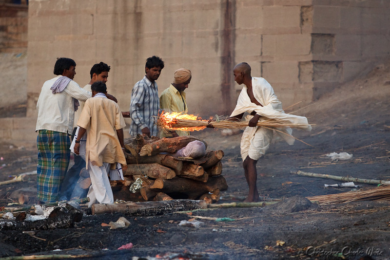 Varanasi-13 (The Burning Ghats)