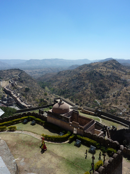 From Kumbhelgarh Fort - 2nd Longest Wall in the World III
